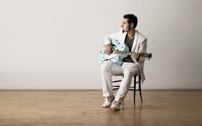Картинка гитара, music, музыкант, певец, Serj Tankian, Alternative, System Of A Down, SOAD, Серж Танкян