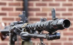 Картинка дуло, пулемёт, немецкий, единый, MG-34