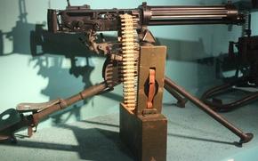Картинка оружие, пулемёт, станковый, 1915, Vickers MG