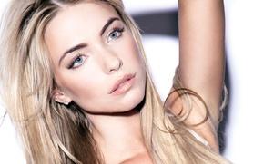 Картинка девушка, модель, блондинка, Siena Powloski