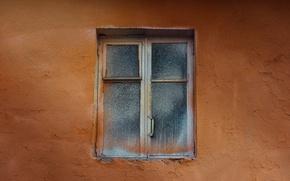 Картинка стена, цвет, окно