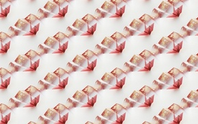 Картинка фон, текстура, Япония, веер, журавлик, оригами