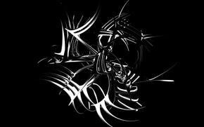 Обои Метал, Формы, Spiky Orb