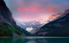 Картинка landscape, nature, mountains, beauty, scenery, Lake