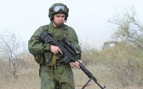 Картинка Солдат, Россия, Боец