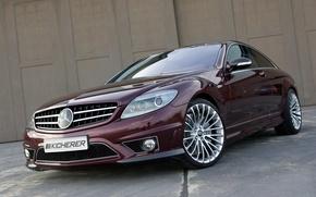 Картинка Mercedes-Benz, Design, Kicherer, Tuning, CL65