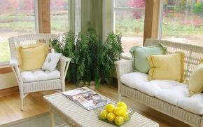 Картинка дизайн, дом, стиль, вилла, интерьер, фазенда
