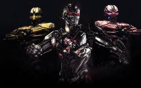 Обои Мортал Комбат, DLC, Киборг, Warner Bros. Interactive Entertainment, NetherRealm Studios, Mortal Kombat X, Triborg, Триборг
