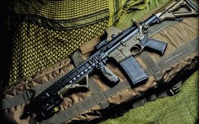 Картинка оружие, штурмовая винтовка, magpul