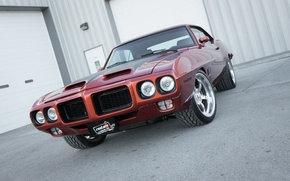 Картинка 1969, pontiac, Firebird, Restored