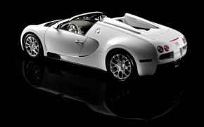 Картинка Bugatti, veyron, roadster