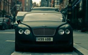 Картинка авто, Машины, Бентли Континенталь, Bentley Continental GT
