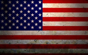 Обои флаги, сша, штаты, u.s.a., америка, звезда, синий, флаг америки, красный, states, звёзды, american flag, белый, ...