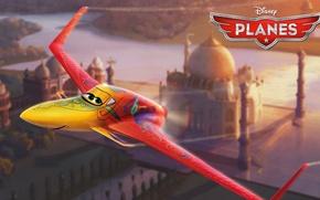 Картинка мультфильм, крылья, приключения, Cars, rally, wings, Тачки, Walt Disney, анимация, action, Уолт Дисней, adventure, air …