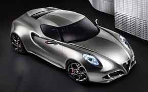 Обои car, Concept, Alfa Romeo