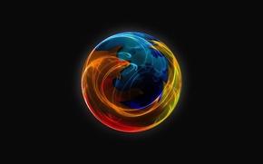Картинка браузер, разное, Fire Fox, мозила
