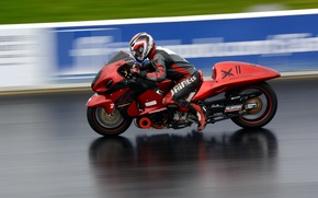 Картинка гонка, скорость, мотоцикл, байк