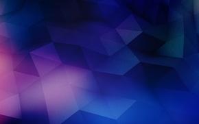 Картинка абстракция, треугольники, текстура
