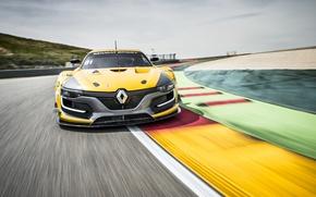 Обои Renault, суперкар, рено, Sport, 2014, RS 01