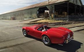 Обои 1966, shelby, cobra, 427,  roadster, mkiii, ac cars, шелби