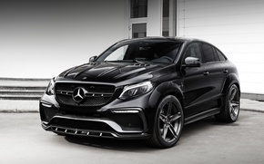 Картинка Mercedes-Benz, мерседес, Coupe, TopCar, C292, GLE-Class