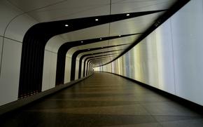 Картинка Лондон, туннель, Kings Cross