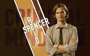Картинка serial, tv series, Matthew Gray Gubler, Goodlife, criminal minds, Spencer Reid