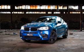 Картинка бмв, BMW, X6 M, F86