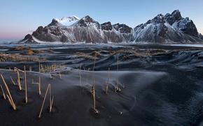 Картинка пейзаж, природа, iceland