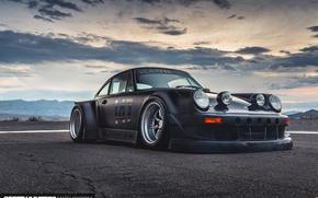 Обои 911, Porsche, Spirit of 147, Bisimoto-tuned, NFS Porsche 964