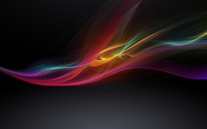 Обои official, xperia, wallpaper, sony