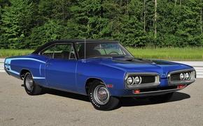 Картинка купе, Dodge, додж, Coupe, 1970, Coronet