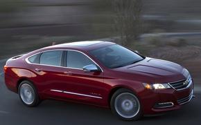 Картинка Chevrolet, хэтчбек, Impala
