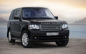 Картинка Джип, Range Rover, Car, Автомобиль, Внедорожник, SUV