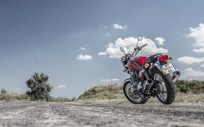 Картинка мотоцикл, cb1100EX, Honda cb1100, мото.