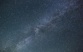 Картинка космос, звезды, тайна, Млечный Путь, бесконечность