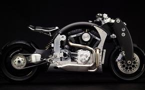 Картинка обои, концепт, мотоцикл, байк, Bike
