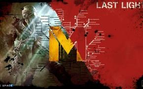 Обои 4A Games, LiVE SPACE studio. LS, Metro 2033: Last Light