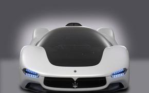 Обои Concept, Maserati, Pininfarina Birdcage
