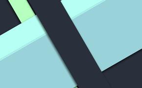 Картинка линии, голубой, черный, геометрия, салатовый, design, material