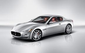 Картинка Maserati, купе, GranTurismo