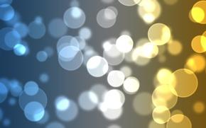 Картинка свет, синий, пузыри