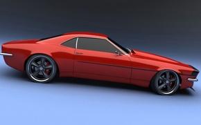 Картинка машина, тачка, Camaro, Concept-SS