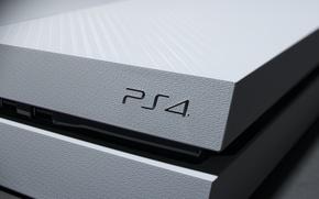 Картинка приставка, Playstation 4, PS4, Sony