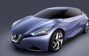 Картинка Concept, Nissan, Friend-ME