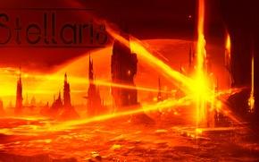 Картинка фантастика, RTS, Stellaris