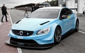 Обои вольво, WTCC, Polestar, S60, Volvo