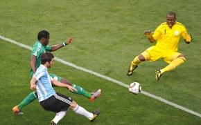Обои 1920x1200, football, higuain, argentina, world cup, nigeria