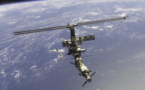 Картинка станция, Space, International, Station, космическая, международная