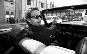 Картинка машина, очки, актер, James Franco, Джэймс Франко